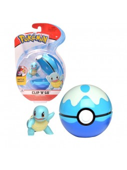 POKEMON SQUIRTLE POKEBALL