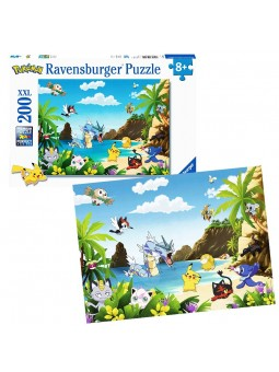 PUZZLE POKEMON 200 XXL